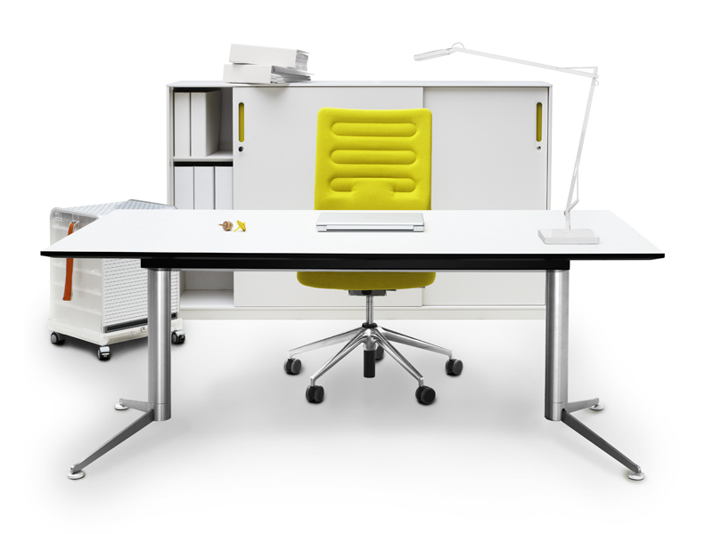 US and Europe trends in desks