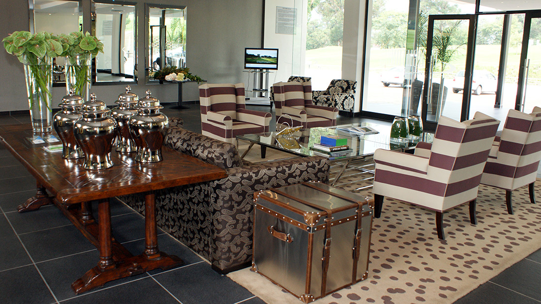 houghton golf club clubhouse - recreate an icon